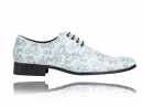 Silver Crocodiles, Skin, Print, Shoes, Lureaux, Beautiful, Special, Colorful